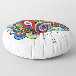 Poofy Angela Floor Pillow