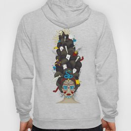 The Voodoo Queen Hoody