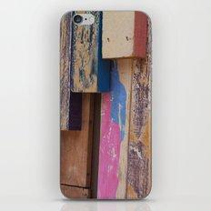 Paint Sticks iPhone & iPod Skin