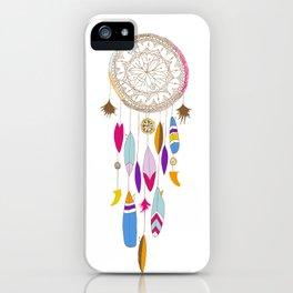 Catch a Dream Wave iPhone Case