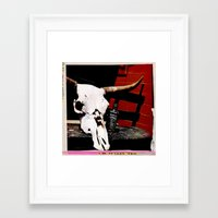 whiskey Framed Art Prints featuring Whiskey  by DeniseValencia