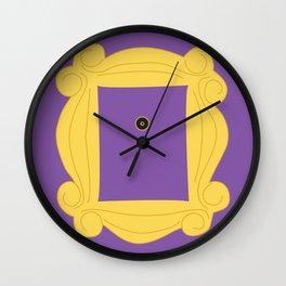 Friends Door Wall Clock