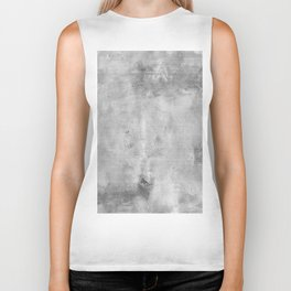 Simply Concrete Gray - Mix and Match with Simplicity of Life Biker Tank