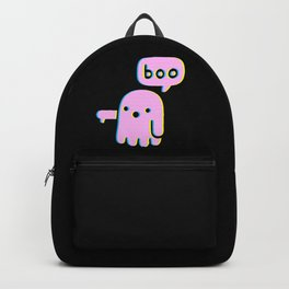 ghost boo Backpack