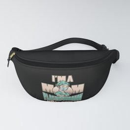 Mom Plastic Surgeon Mother Cosmetic Surgery Gift Fanny Pack