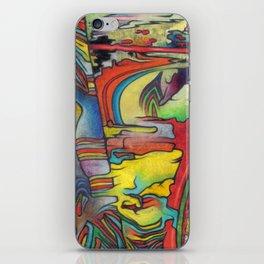 The  Melting Slope iPhone Skin