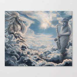 Great Gig in the Sky Canvas Print