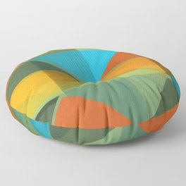 Harlequin 1 Floor Pillow