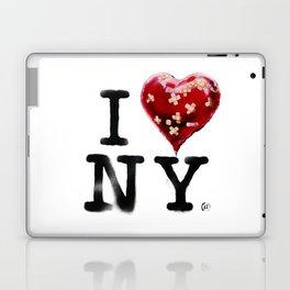 Banksy * I Love New York Laptop & iPad Skin