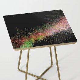 Wave On Side Table