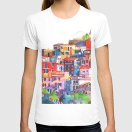 Cinque Terre vol2 T-shirt
