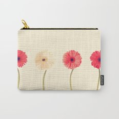 Technicolour Flowers  Carry-All Pouch