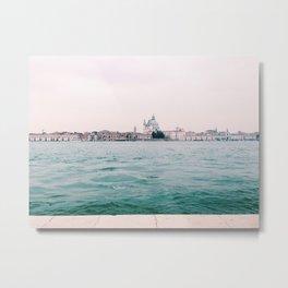 Piazza San Marco Metal Print