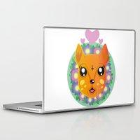 bambi Laptop & iPad Skins featuring Bambi by hannahroset