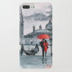 Romantic Venice Slim Case iPhone 7 Plus