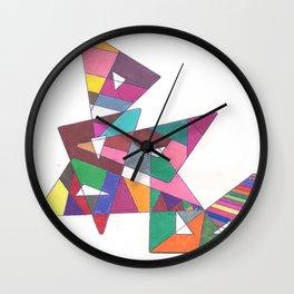 Kumba Wall Clock
