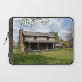 Prairie Grove Battlefield - The Latta Homestead, Established in 1834, No. 2 of 5 Laptop Sleeve