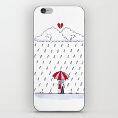 Love stories  iPhone & iPod Skin