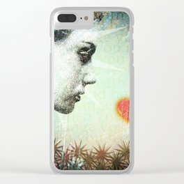 So Low So High Clear iPhone Case