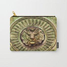 Mausoleum Lion Carry-All Pouch