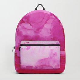 Ultra Pink Petals Backpack