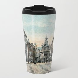 Fore Street Tiverton Devon 1890s Travel Mug