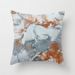 Granite II Throw Pillow