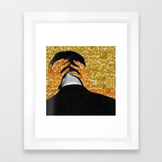 Dependable Relationship 2 Framed Art Print