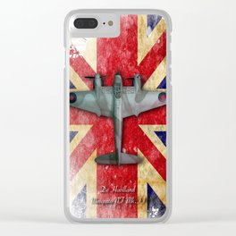 Mosquito NF MkII Clear iPhone Case