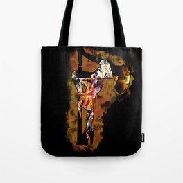 The Lap Dancer Tote Bag