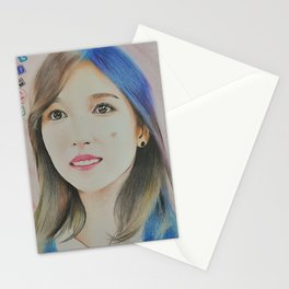 Kpop Twice Mina Stationery Cards