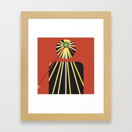 One: Connect Framed Art Print