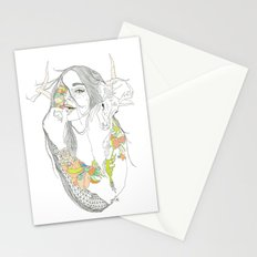 colour blind Stationery Cards