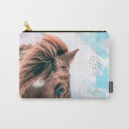 horse horseshoes Carry-All Pouch