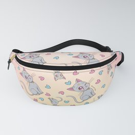 Diana Pattern Fanny Pack