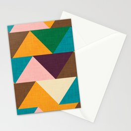 Kilim Chevron Stationery Cards