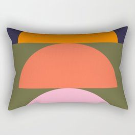 Spring- Pantone Warm color 03 Rectangular Pillow
