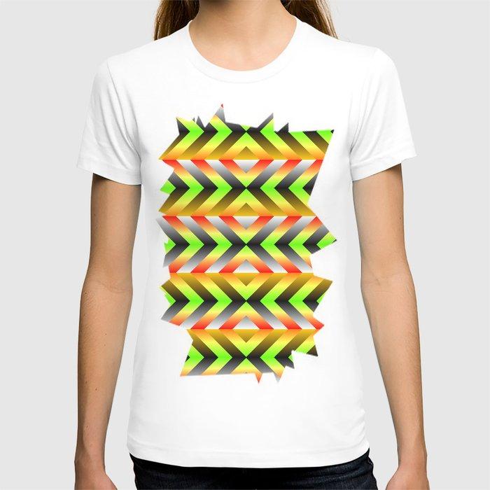 Electric T-shirt