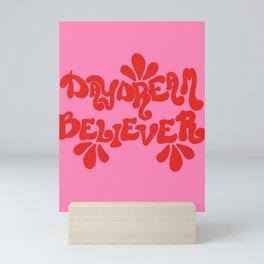 Daydream Believer Mini Art Print