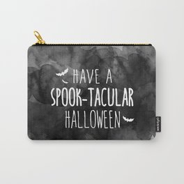 Have A Spook-Tacular Halloween Carry-All Pouch