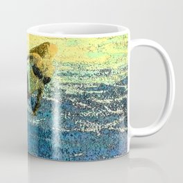 Mermaid Sun Salute at Dawn Coffee Mug