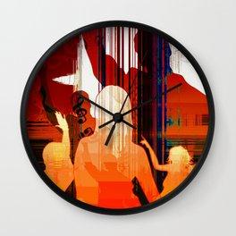 Music 4 Wall Clock