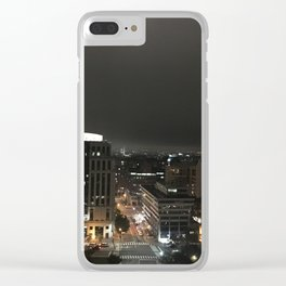 DC from Nova Clear iPhone Case