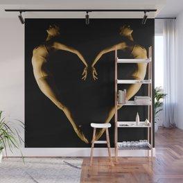 heART in Motion Wall Mural