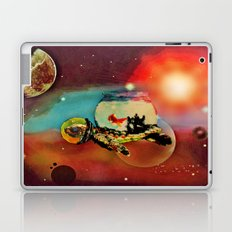 SPACE TURTLE VII - 202 Laptop & iPad Skin