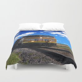 Train Duvet Cover