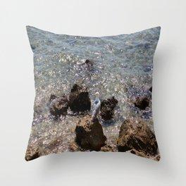 The Seascape Collection No.12 Throw Pillow
