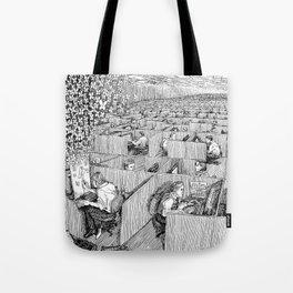 Escaping Monotony Tote Bag