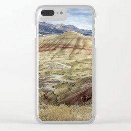 The HIlls are Alive with Color Clear iPhone Case