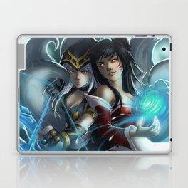 League of Legends - Ashe & Ahri Laptop & iPad Skin